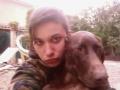 Bella et sa jeune maîtresse